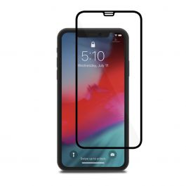 Moshi IonGlass for iPhone XR - Black