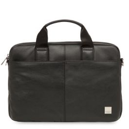 Knomo STANFORD Full Leather Slim Briefcase 13inch