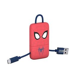 Tribe Marvel Spiderman Lightning Keyline (22cm) - Red