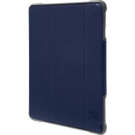 STM Dux Case for iPad 2018 and 2017 - midnight blue