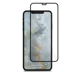 Moshi IonGlass for iPhone XS Max - Black
