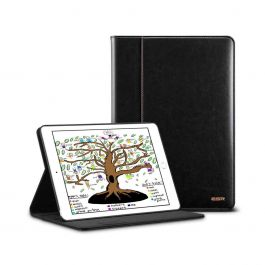 COMMA Swan Case for iPad 2017/iPad 2018 with Apple Pencil Holder