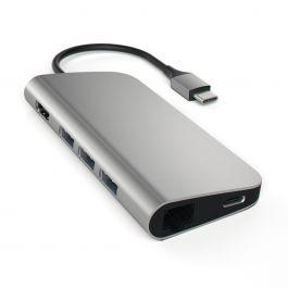 SATECHI Multi Port 4K Adapter