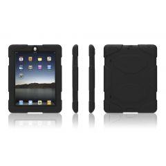 Griffin (EOL - please use GB35108) (Bestseller) Survivor for [ iPad 2, iPad 3 ], Black