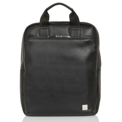 Knomo DALE Tote pack 15inch (with RFID pockets) - Black