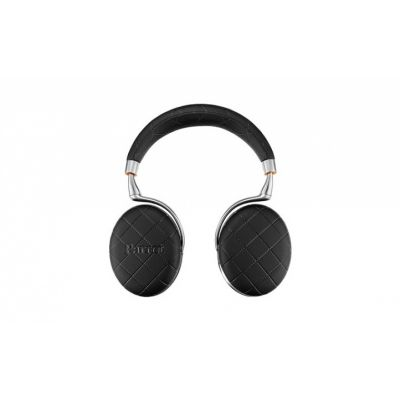Parrot Zik 3 Parrot by Starck with Charger - Black Overstitched