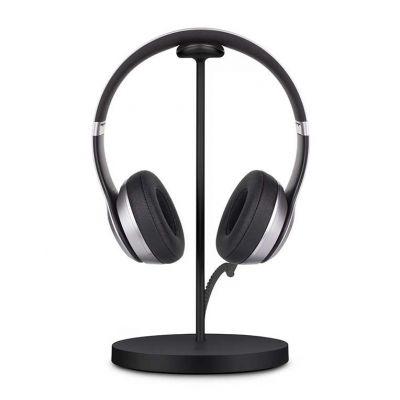 TwelveSouth Fermata Headphone Charging Stand; intl. Version - black