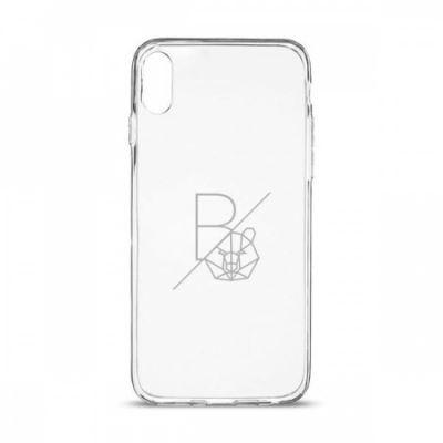 Artwizz NoCase for iPhone X - B-Bear
