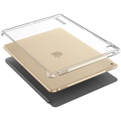 Speck 9.7-inch iPad Pro SMARTSHELL PLUS CLEAR/CLEAR CORE 3 PACKAGING