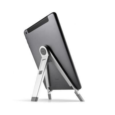 TwelveSouth Compass 2 portable stand for iPad; iPad mini and tablets - silver.