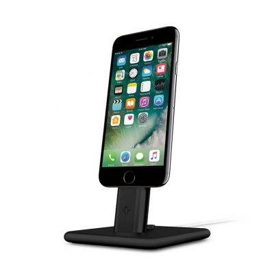 TwelveSouth HiRise 2 Desktop Stand for iPhone; iPad mini - black.