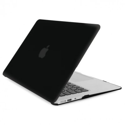 Tucano Nido Hard Shell case for MacBook Air 13inch - Black