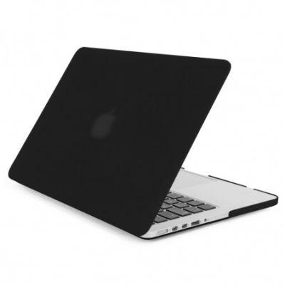 Tucano Nido Hard Shell case for MacBook Pro 13inch - Black
