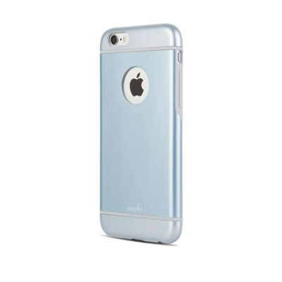 Moshi iGlaze for iPhone 6 Plus - Arctic Blue [99MO080501]