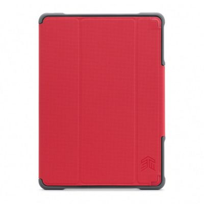 STM Dux Rugged Case (iPad 2017) - red