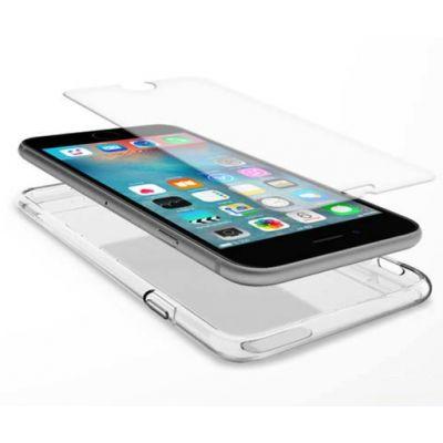 Pack Full Protect iPH7+ TPU+Glass