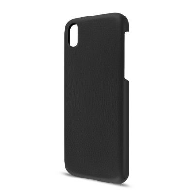 Artwizz Leather Clip for iPhone X - Black