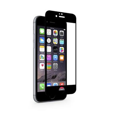 Moshi iVisor XT for iPhone 6 (Crystal Clear) - Black