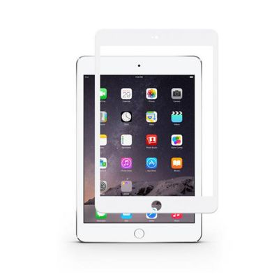 Moshi - iVisor Glass - Screen Protector for iPad mini, mini Retina, mini 3 - White [99MO075802]