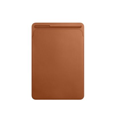 Apple Leather Sleeve for 10.5-inch iPad Pro - Saddle Brown