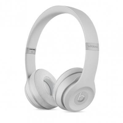 Beats Solo3 Wireless On-Ear Headphones - Matte Silver