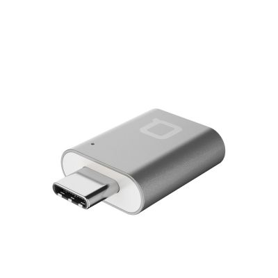 Nonda USB Type-C to USB 3.0 Type-A Mini Adapter - Grey