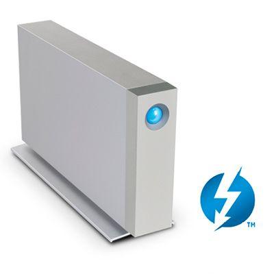 Lacie 8TB d2 Thunderbolt 3 & USB 3.1 Type C [7200] (Enterprise HDD)
