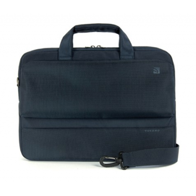 Tucano (PC) Dritta Slim bag for Notebook 13/14inch; MacBook Pro 15inch - Blue