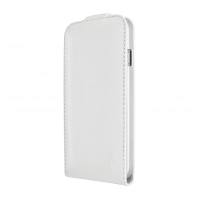 Artwizz SeeJacket Leather FLIP for iPhone 6/6s - White [5026-1263]