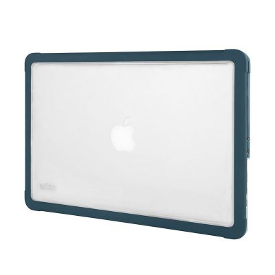 STM Dux Rugged Case for MacBook Pro 13inch - moroccan blue