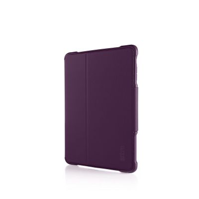 STM Dux Rugged Case for iPad Air 2 - blackberry