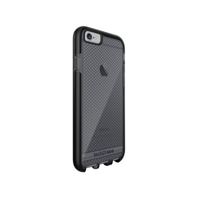 Tech21 Evo Check Case iPhone 6/6S Plus - Smokey/Black