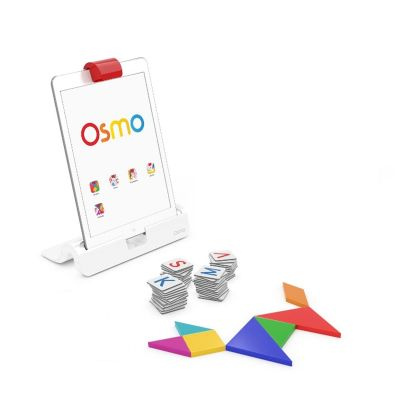 Osmo Starter Kit Base and  Reflector (Words ,Tangram, Newton ,Masterpiece games included)