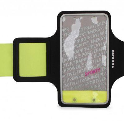 Tucano Ultra slim armband for smartphone 5.5inch - Multicolor [SARM55]
