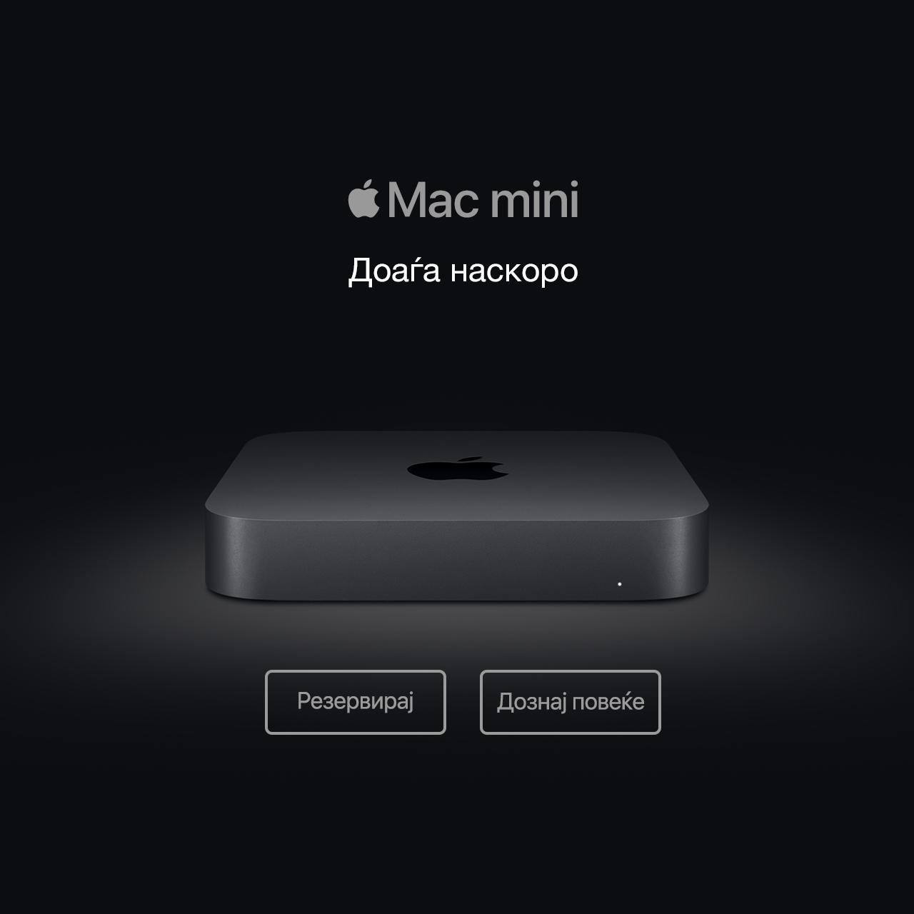 Mac mini NPI