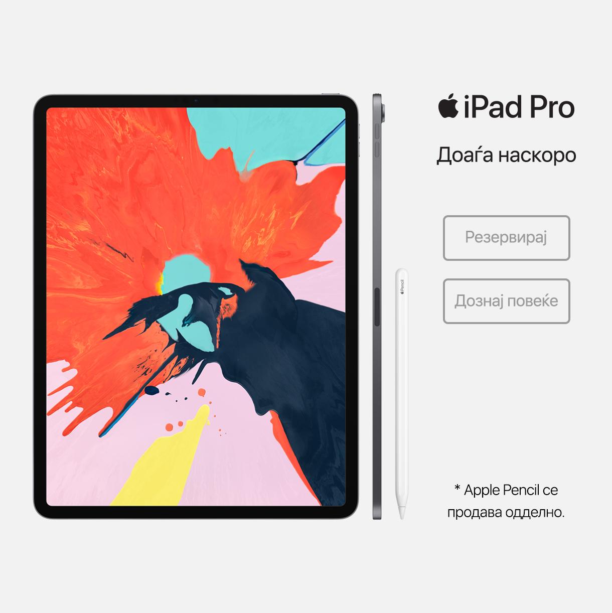 iPad Pro NPI