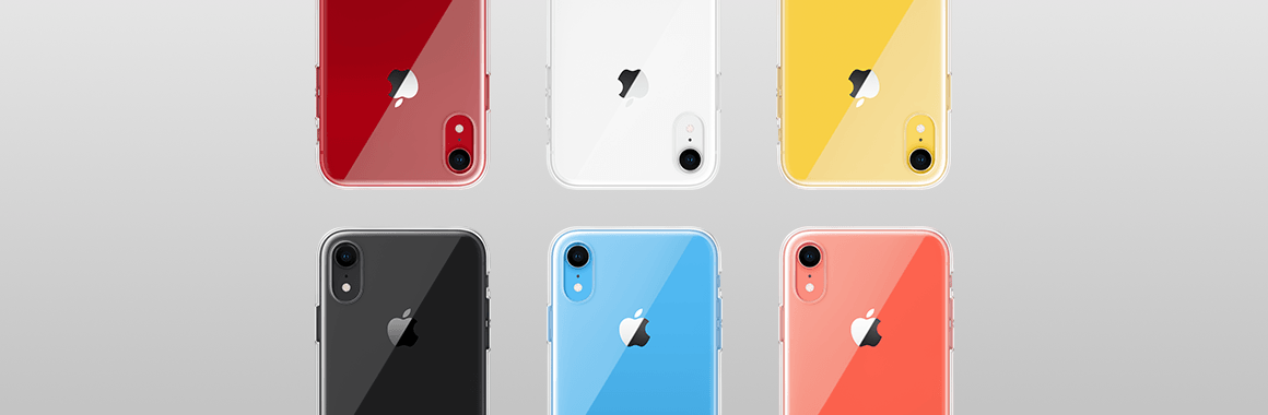 Apple iPhone Xʀ Футрола